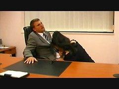 Lusty Secretarial Sluts Love To Fuck Their Boss