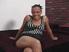 Black Girl Facial