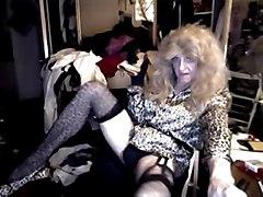 Smoking Blonde  Sexhelezzbo Squirting Yummy Cumm Part 3
