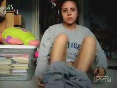 Junges Webcam Girl 556