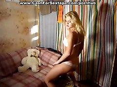 Blondie Dancing And Masturbates