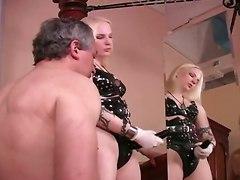 Club Dom Strapon Punishment