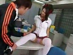 Fresh Body Of Tempting Schoolgirl