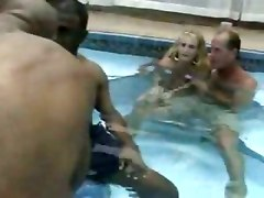 Interracial Swinger Party