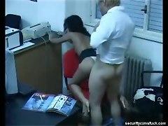 Office Sex For Hidden Cam