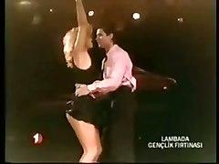 90s Anatolian Turkish Movie Very Sexy Girl Lambda Dancing Sadisfaction Gr