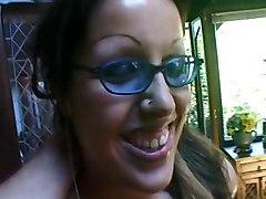 Slut With Blue Glasses