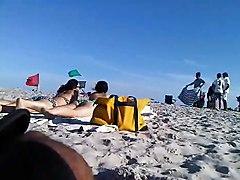 Asians On The Beach 2