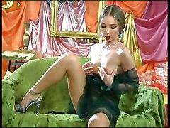 Chick In Chiffon Dress