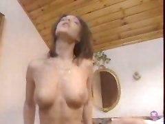 Stunning French Brunette Beauty Virtual Sex Fantasy