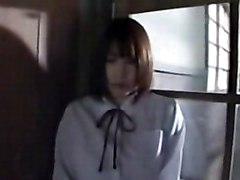 Groping A Schoolgirl