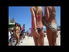 Bikini Walk Behind
