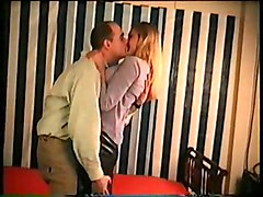 Young Blonde Fondled, Licked And Fucked