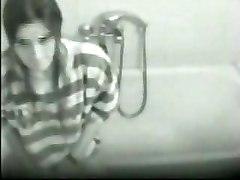 Hidden Cam  My Sister Masturbating In Bathroom