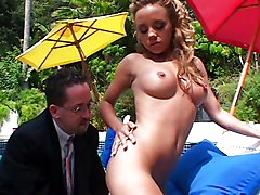 Summer Sun And Squirting