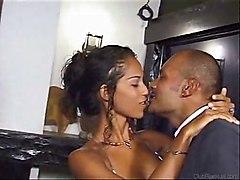 Big Cock Guys Share Girl-mmf