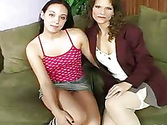 Milf Lesbians And Threesome Delights