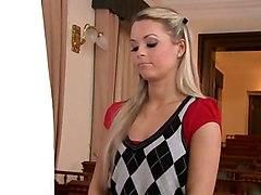 Sabrina Blond - Student