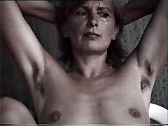 Marion From Hairy Germany With Unshaven Armpits 03 - Stinke-schluepfer-modenschau