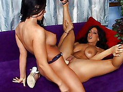Naughty Girls Making Each Other Happy