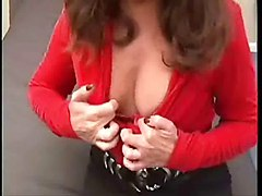 Lisa Mature In Nylons Fucked And Milking Cock