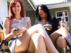 Hot Milf&039;s Have An Interracial Sex Party!
