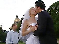 Outdoor Gangbangs With Sexy Brides