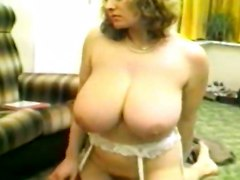 Cristal Retro Big Boobs