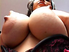 Two Vaginas And Four Tits Sharing One Dick