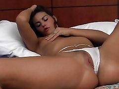 Silky Masturbation