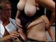Rocco Siffredi And Three Old German Grannies