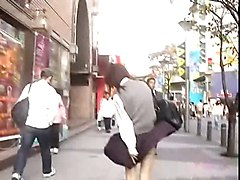 Japanese Girls Like To Take Air Baths2