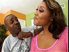 Gorgeous Ebony Babe Vanity