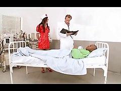 Alisya, Nurse Ass Dilated
