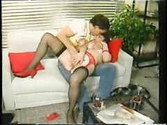 Brunette With Milky Skin Gets Fucked Royally