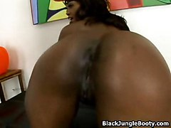 Delotta   Sweet Ebony Whore Gets Banged