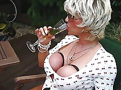 Piss Busty Blonde Mom Whore Pee And Suck A Dick