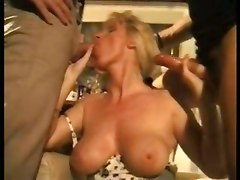 Mature Holes Stuffed With Hard Dongs