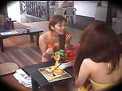 Massage In Beach Club Japanese 1
