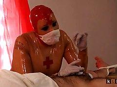 Medical Mistress Sounding Slave