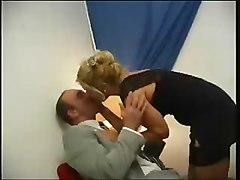 Blondine Wird Geil Gefickt  French