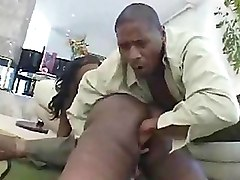 Ebony African Queen Has Mad Cock Sucking Skills