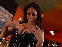 Hot Mistress Educates Her Sexy Pupil