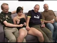 Gangbang Teen Whore