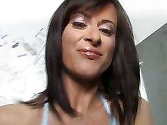 Cecilia Vega Sucking Black Gloryhole Cock