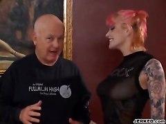 Hot Chick Cuckolds Her Husband
