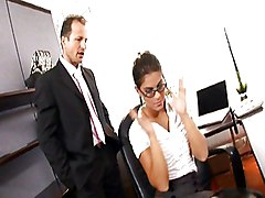 Hot Secretaries Cumpilation