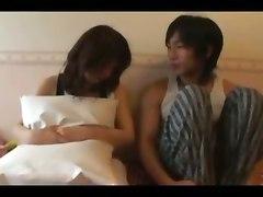 Hiyori Shiraishi Has Sex