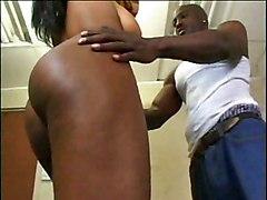 Ebony Shagging