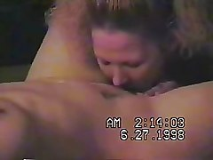 Home Made. Wife Licking A Girl